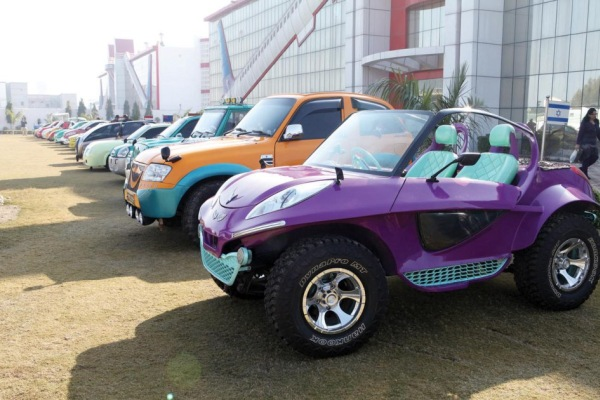 Gurmeet Ram Rahim Singh Insan's Modified Car Fleet 2
