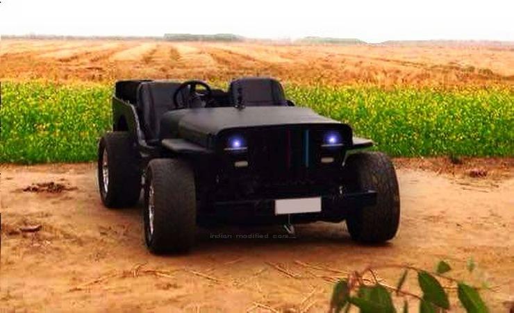 Jeep Low Rider 1