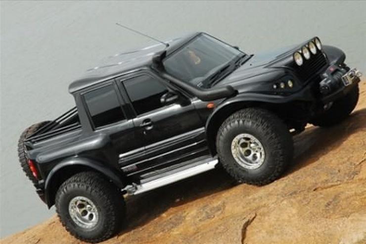 Kishan Lohiya's Mahindra Scorpio Custom 3