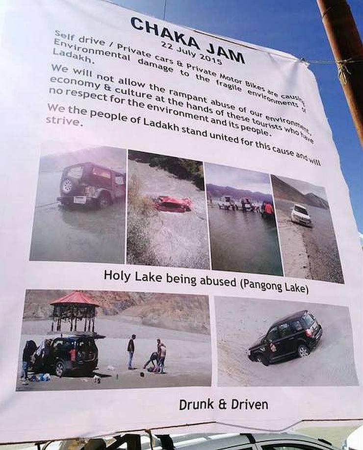 Ladakh Chaka Jam