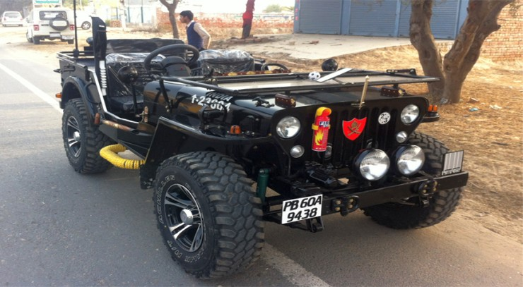 Low Rider Jeep 2
