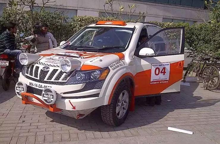 Mahindra Super XUV 2