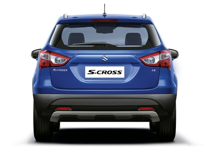Maruti Suzuki S-Cross 1