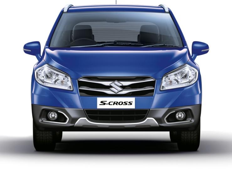 Maruti Suzuki S-Cross 2