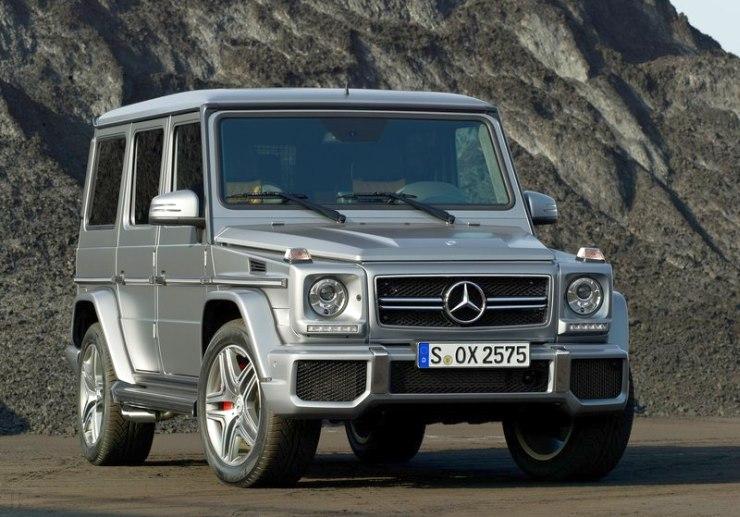 Mercedes Benz G63 AMG 1