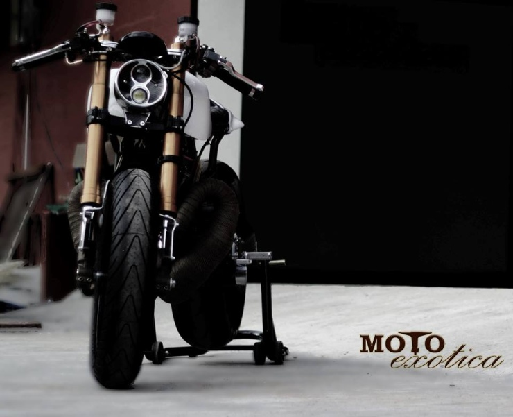 Affordable Cafe Racers In India