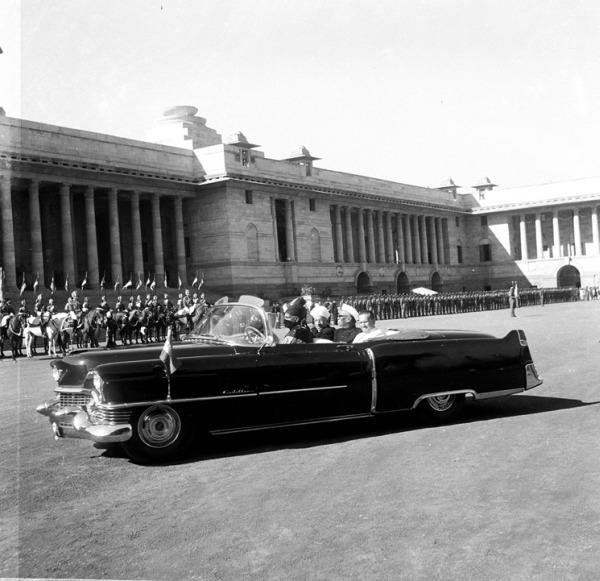 Rajendra Prasad in the Cadillac