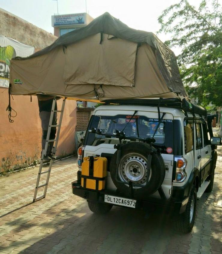 Sarbloh Motors' Mahindra Scorpio Facelift Custom 1