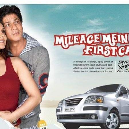 Successful celebrity car ads: SRK for Santro, Aamir for Toyota Innova and Ranveer for Maruti Ciaz