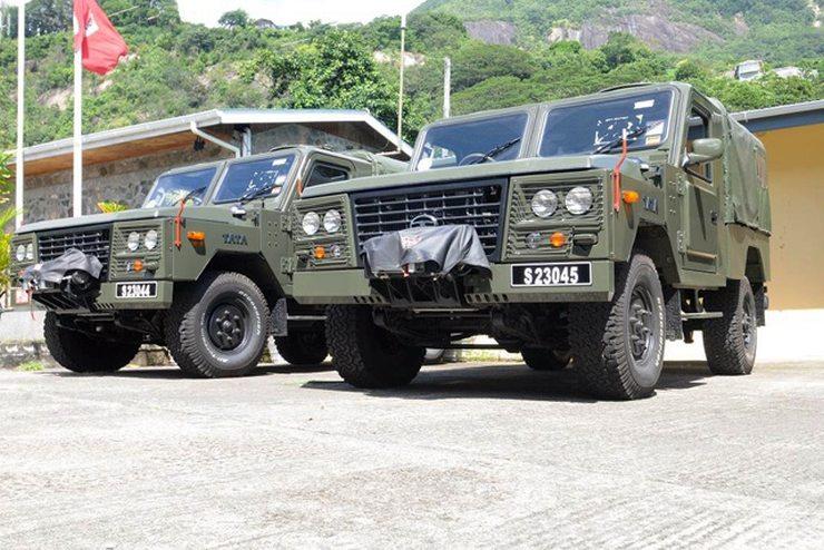 Tata Light Specialist Vehicle 1