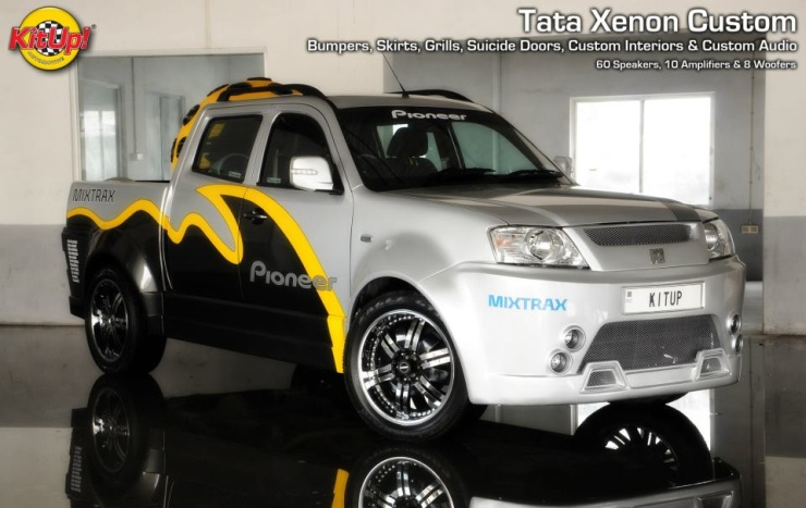 Tata Xenon Kit Up 1