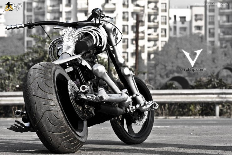 Vardenchi Customs' Skeletor 1