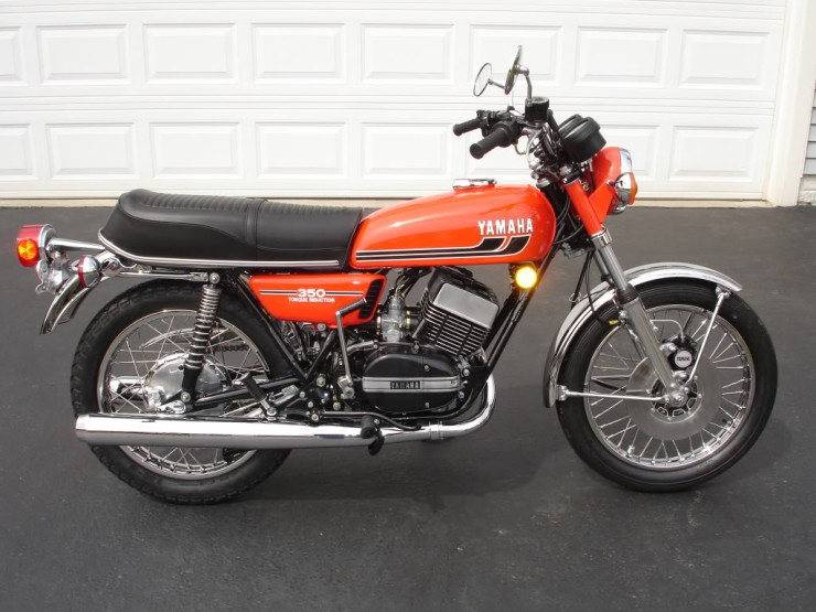 Yamaha Rd  For Sale Motorcycles