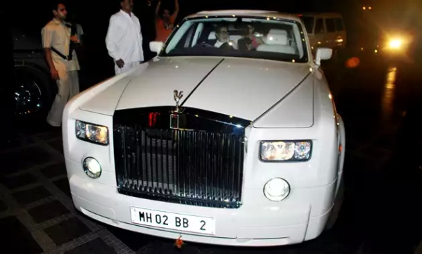 Image result for amitabh bachchan rolls royce