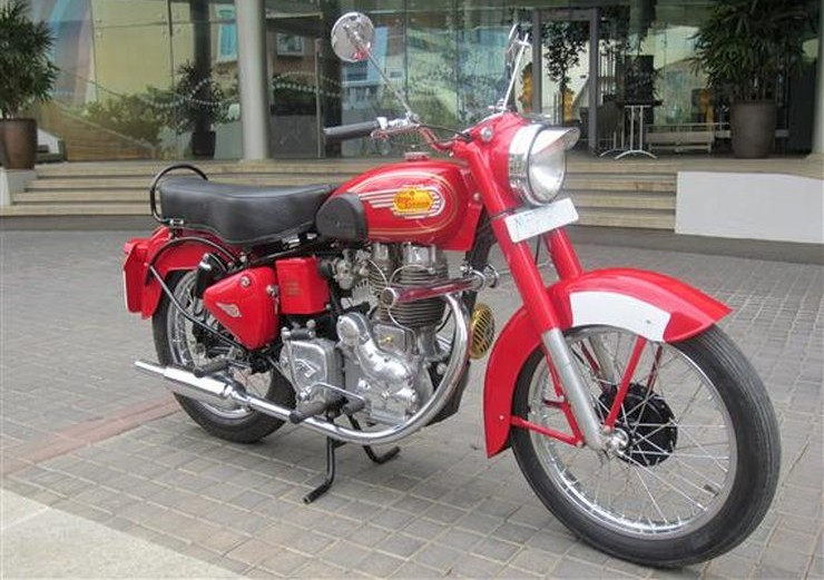 1970 Royal Enfield Bullet Std 350