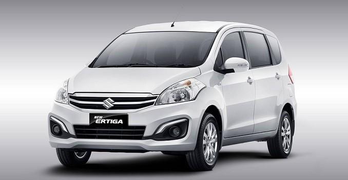 2015 Maruti Suzuki Ertiga facelift