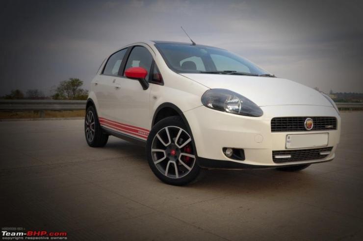 Abarth Fiat Punto 2