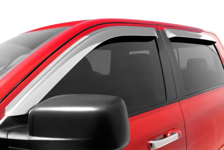 Car Window Visors