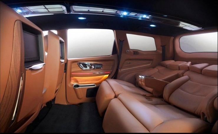 dc design 39 s 5 transformational car interiors. Black Bedroom Furniture Sets. Home Design Ideas