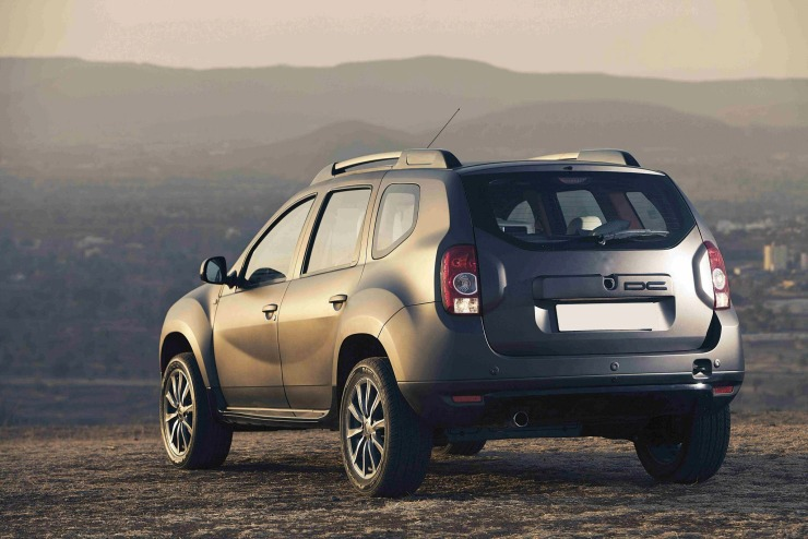DC Design Renault Duster 2