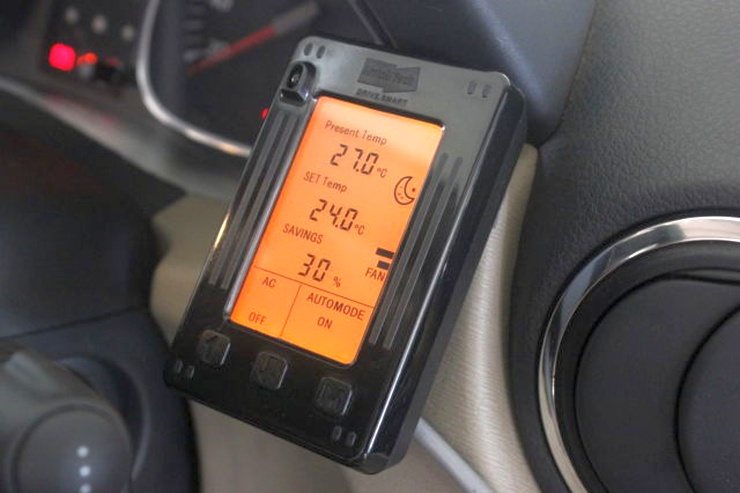 Drive Smart Automatic Climate Control