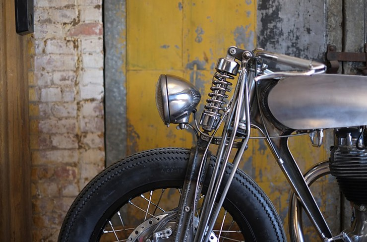 5 Droolworthy Royal Enfield Custom Motorcycles – Part V