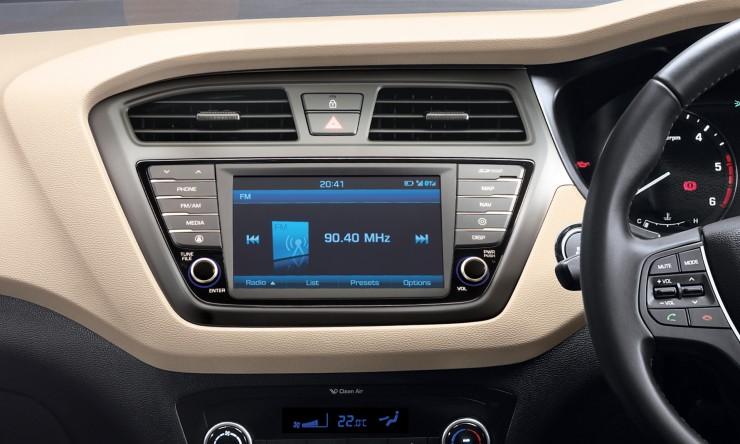 Hyundai i20 ANV