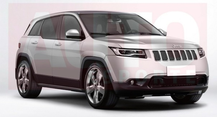 Jeep C Suv >> Mahindra Xuv500 Watch Out An Affordable Jeep Suv Is Coming