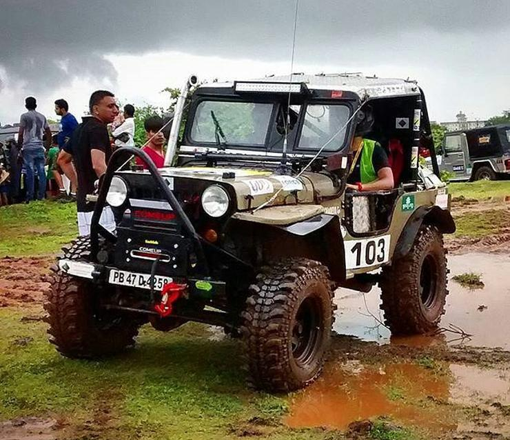 5 Extreme SUV Builds of the Indian Rain Forest Challenge