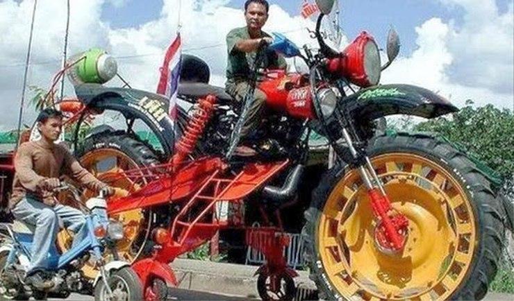 Monster Bike 2