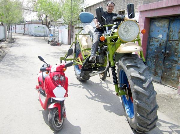 Monster Bike