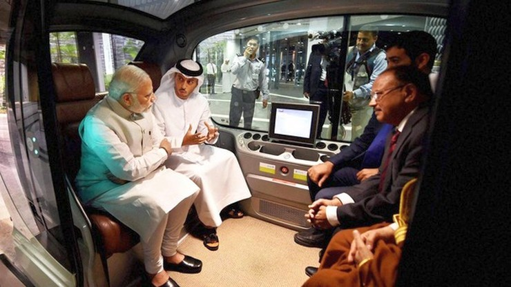 PM visit to  UAE
