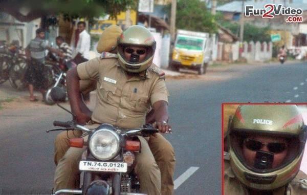 Policeman cookie