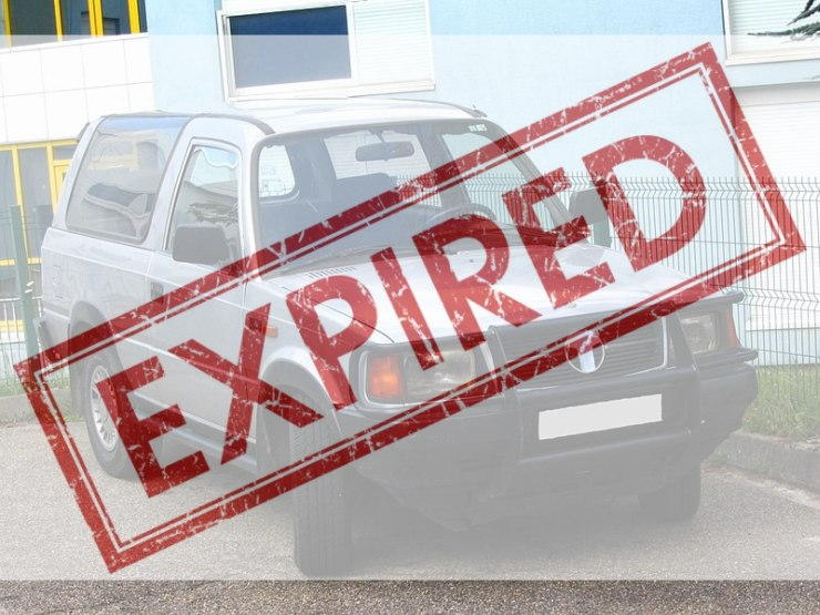 Coming soon – Expiry date for your car
