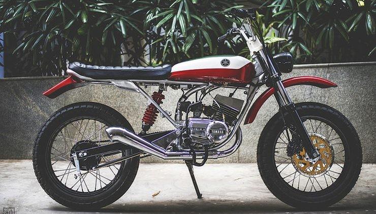 Yamaha Rx  New