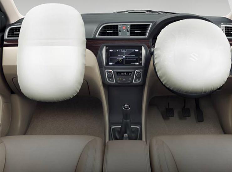 Maruti Suzuki Ciaz interior