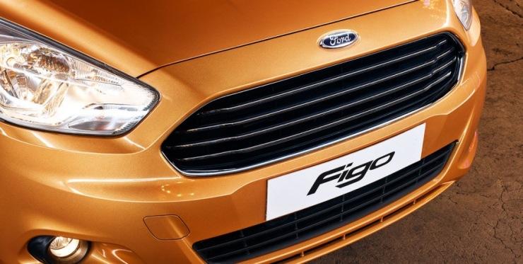 2015 Ford Figo Hatchback 10
