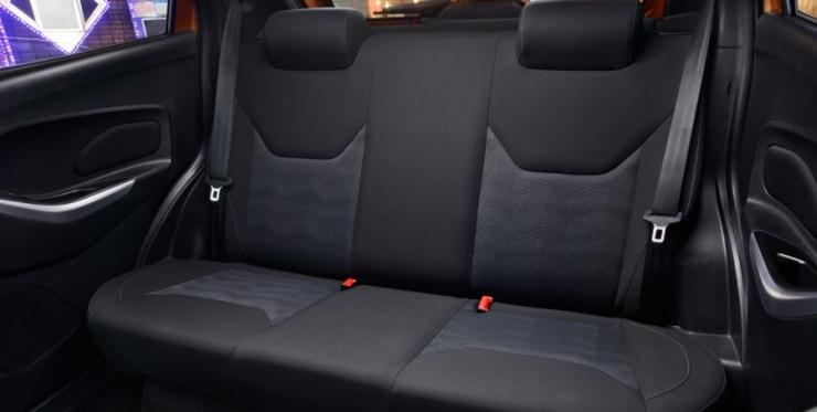 2015 Ford Figo Hatchback 17