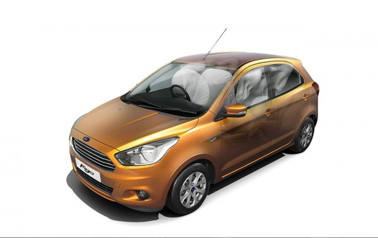 2015 Ford Figo Hatchback 4