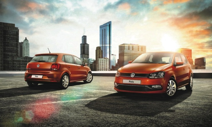 2015 Volkswagen Polo Hatchback 1