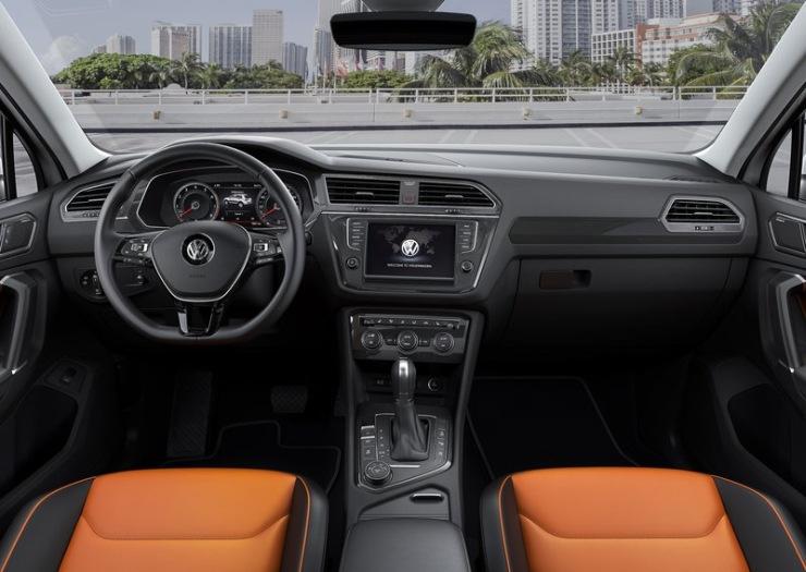 2016 Volkswagen Tiguan 4