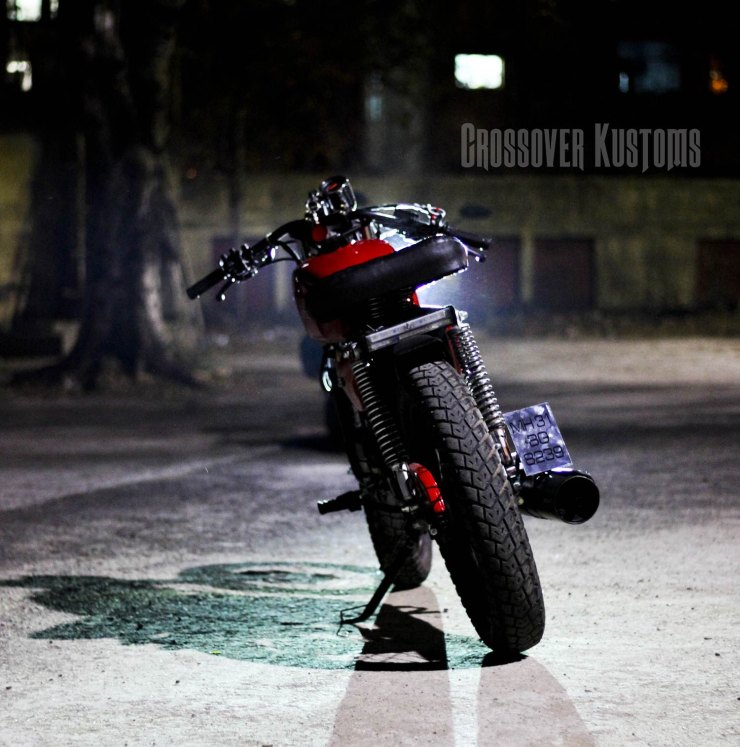 10 Tastefully Modified Yamaha RX Motorcycles – Part II