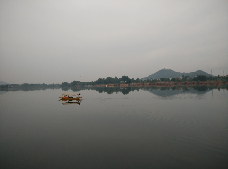 Day 9 The Scenic Nigeen lake Srinagar