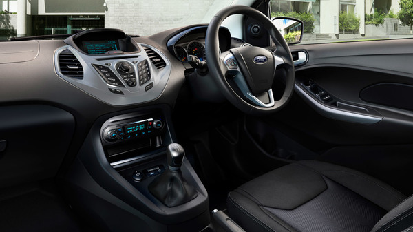 Ford Figo hatchback interior