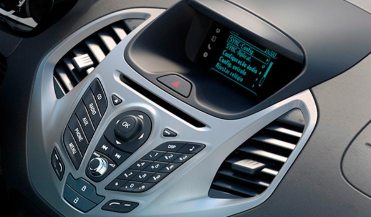Ford Ka Sync