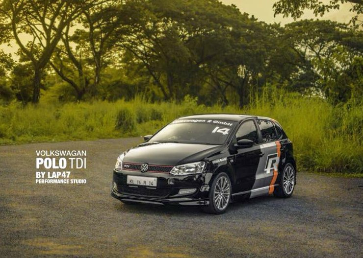 Lap 47 Performance Studio's Volkswagen Polo Race Edition 1