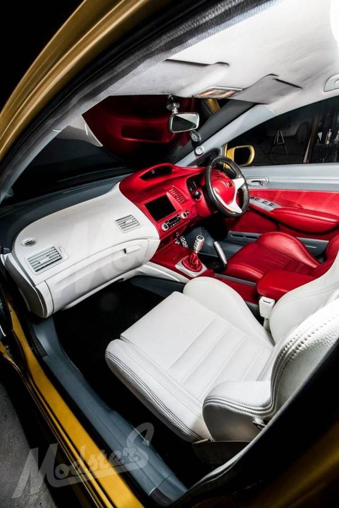 Modster's Honda Civic 8