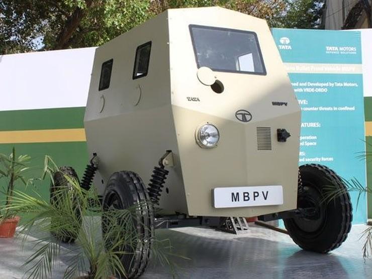 Tata MBPV 2
