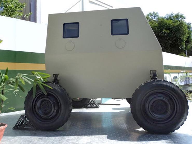 Tata MBPV 3