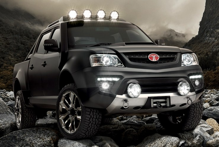 Tata Xenon Tuff Truck 1